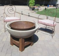 14 Fire Pits You Can Make Yourself - Home and Gardening Ideas