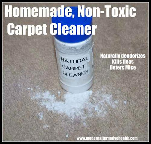 Homemade All Natural Cleaning Recipes Home And Gardening