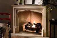 Home & Hearth   Wood Fireplaces