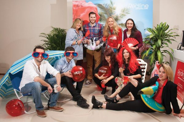 Redline Company celebrations