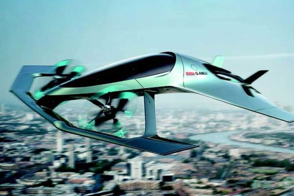 Exploration of Luxury Personal Air Mobility - Home and Lifestyle Magazine