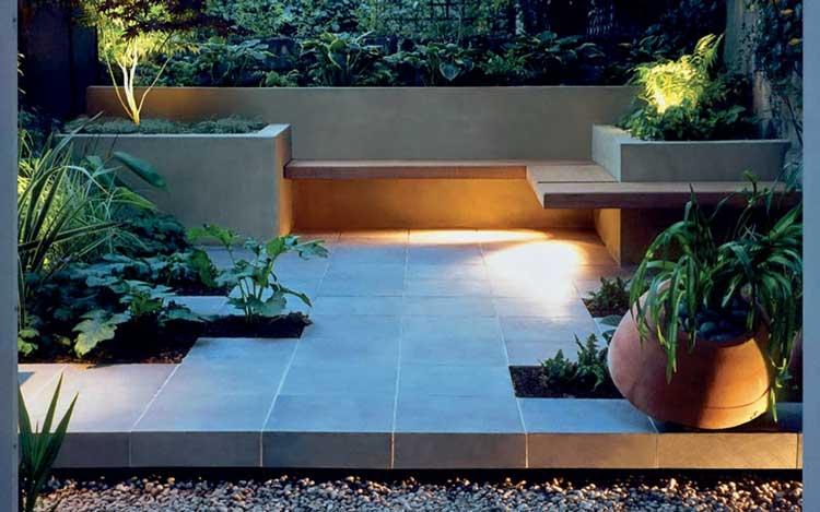MINIMALIST GARDENS Small maybe… but never dull - Gardens - Home and Lifestyle Magazine