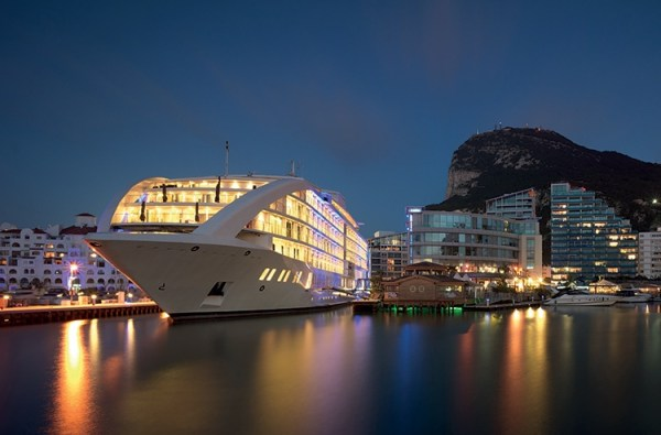 Sunborn Gibraltar - Home and Lifestyle Magazine