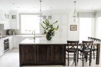 Silestone Lagoon for a Farmhouse Kitchen with a Kitchen ...
