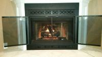 Stoll Fireplace for a Traditional Living Room with a ...