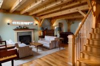Meritage Homes Houston for a Rustic Living Room with a ...