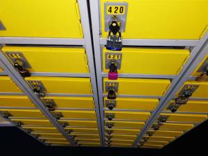 Post Office Box Secure Storage