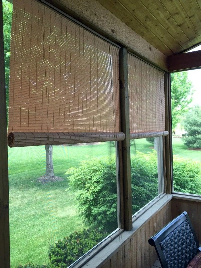 Screened Porch Decorating Ideas  Home  Plate