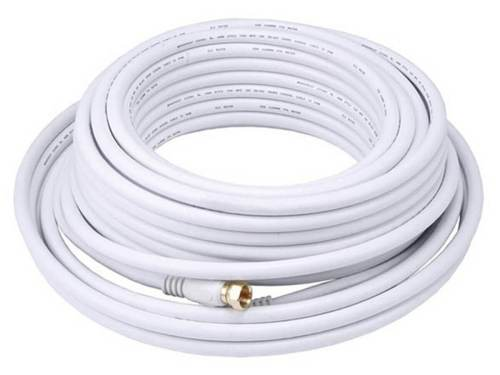 40 Feet RG6 Coaxial Cable for HDTV Antenna-0
