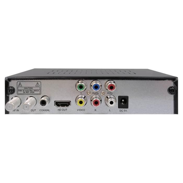 FSA 1808 converter & recorder box
