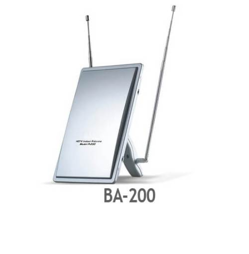 LAVA BA200 Amplified Indoor HDTV VHF/UHF/FM Antenna-0