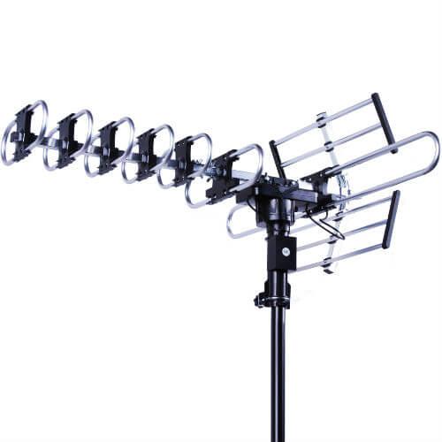 2018 FiveStar 4K HDTV 200 Mile Range Antenna FSA-1806