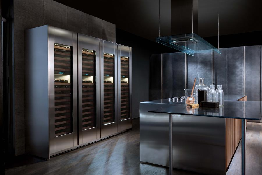 SubZero presents its wine cellar range  Home Appliances