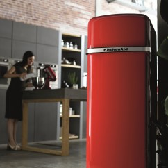 Kitchen Fan Filter Small Butcher Block Table Iconic Fridge, A New Icon By Kitchenaid - Home Appliances ...