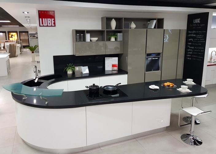 Cucine Lube strong expansion in Central America  Home