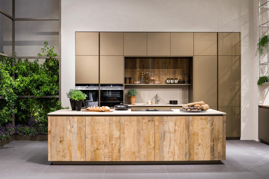 Veneta Cucine presented Launge at the Milan Design Week  Home Appliances World