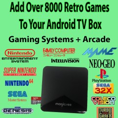 Android TV Box Extras