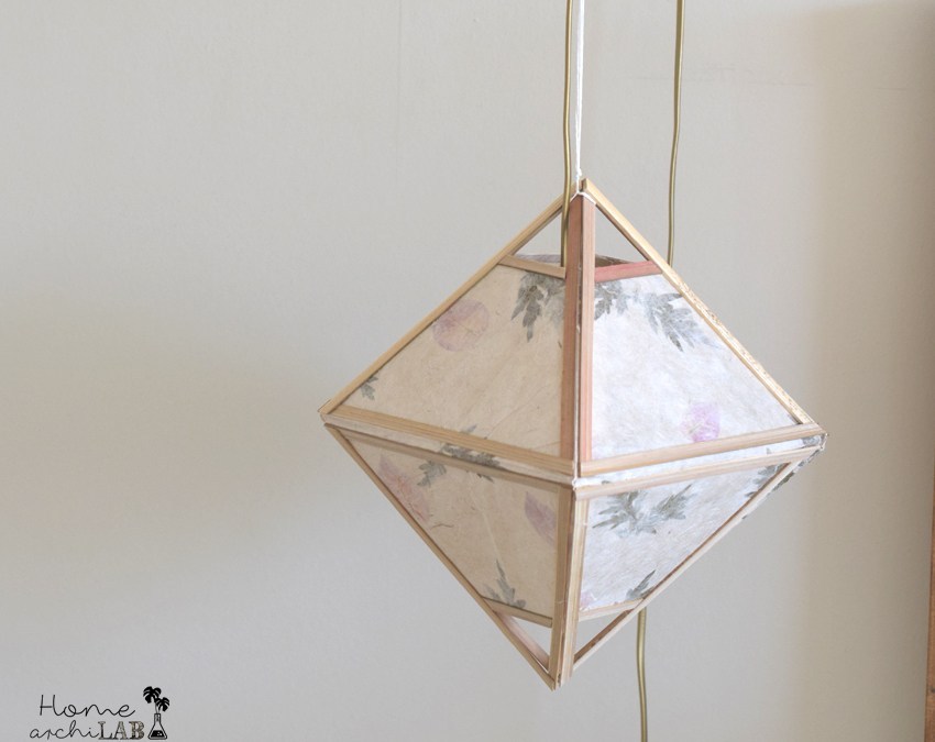 DIY Hanging Lamps: from Myanmar to my bedroom How incorporate travel memories in your home decoration