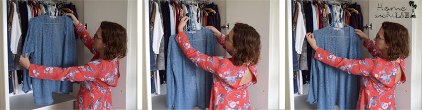 como organizar armarios