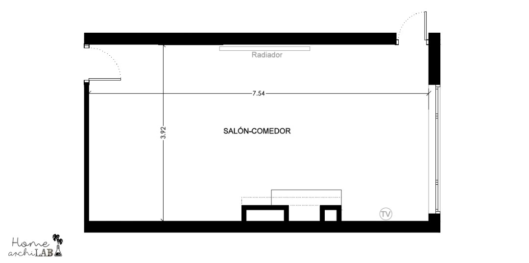 como decorar un salon