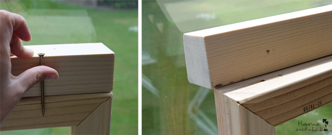 marcos de madera para espejos