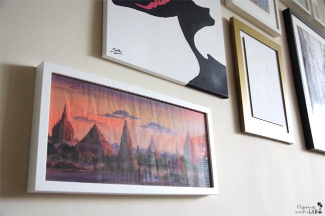 decoración cuadros