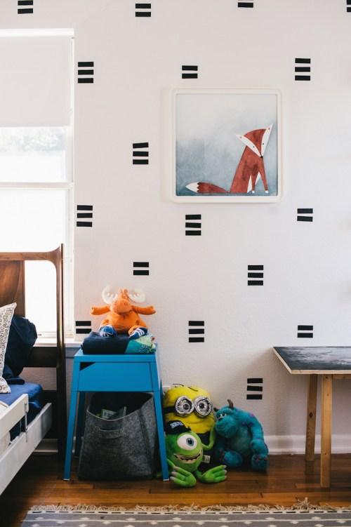decoración niños