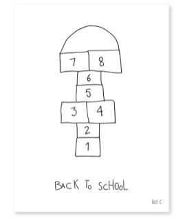 LAMINA BACK TO SCHOOL