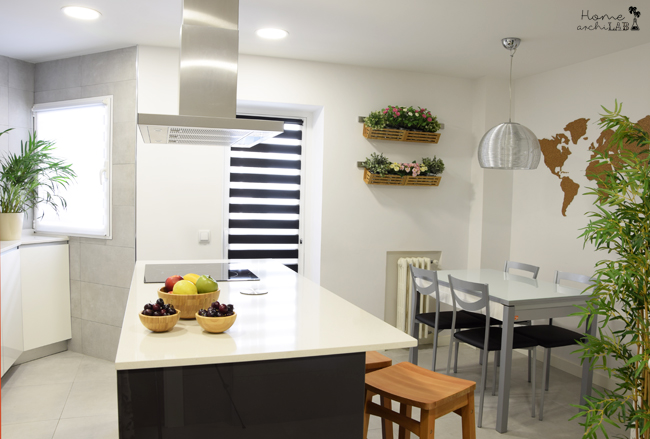 reformar una cocina