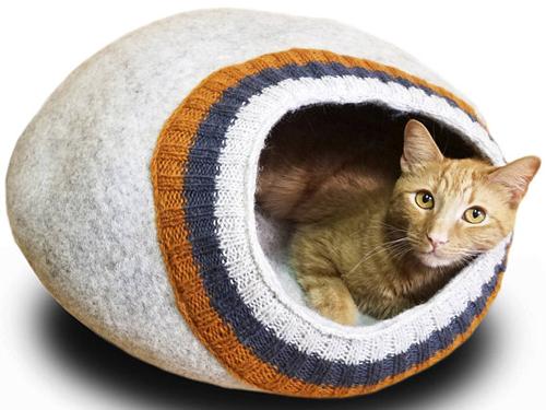 camas para gatos