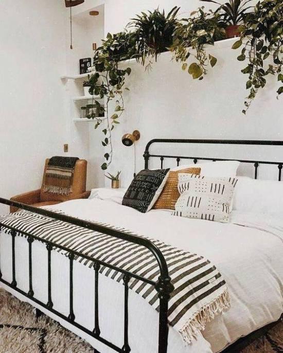 como decorar un dormitorio para el abuelo