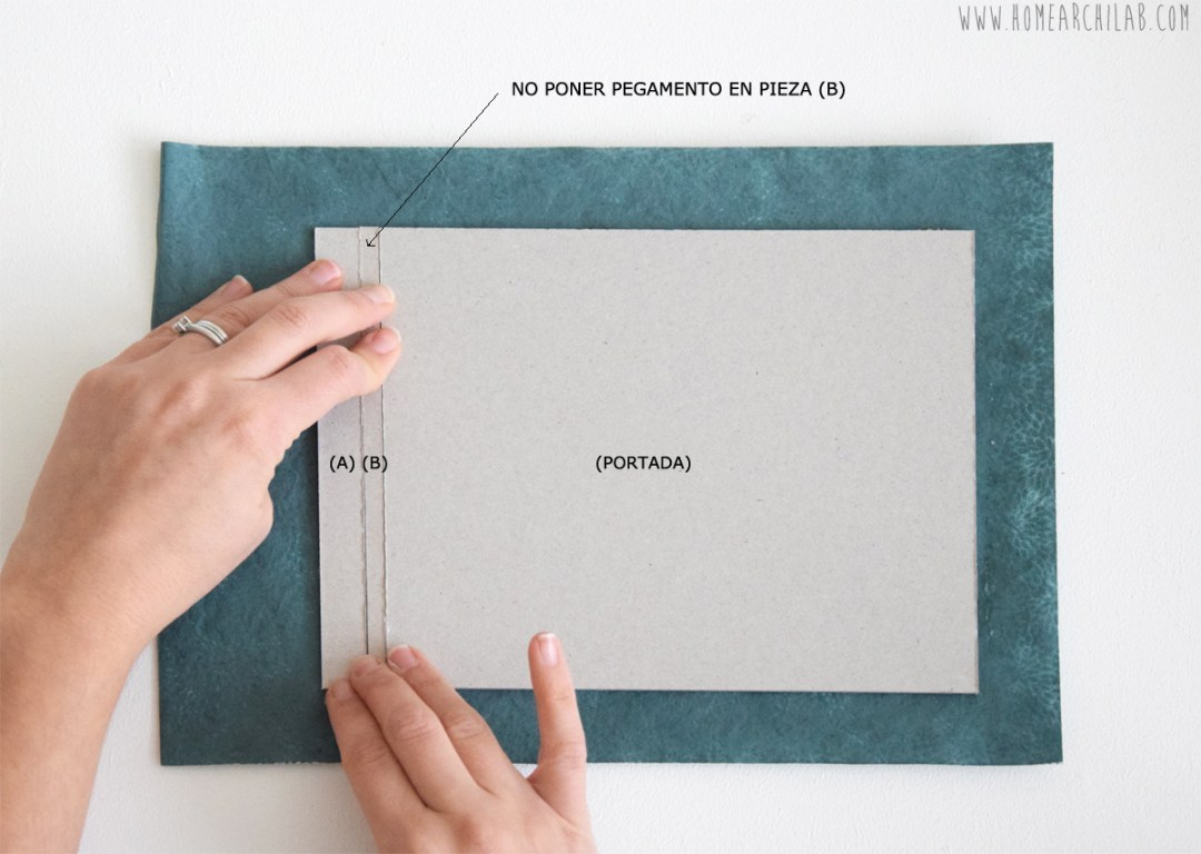 tutorial diy encuadernacion japonesa