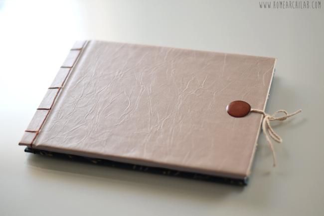 libro de recetas artesanal