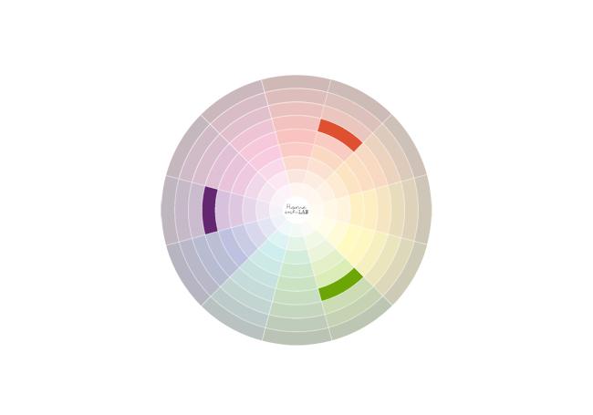elegir paleta de color
