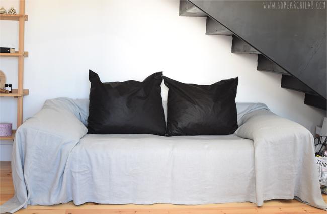 El cambio de estilo de un sofa clasico home archilab - Espumaamedida com ...