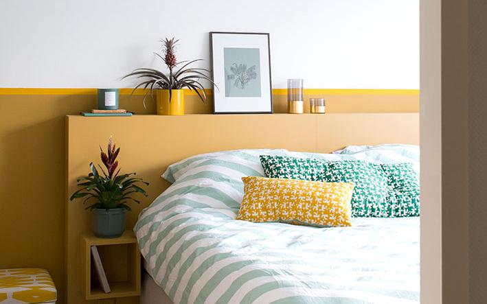 20 IDEAS PARA LA PARED DEL CABECERO Dale personalidad al dormitorio con estas ideas para todos los bolsillos