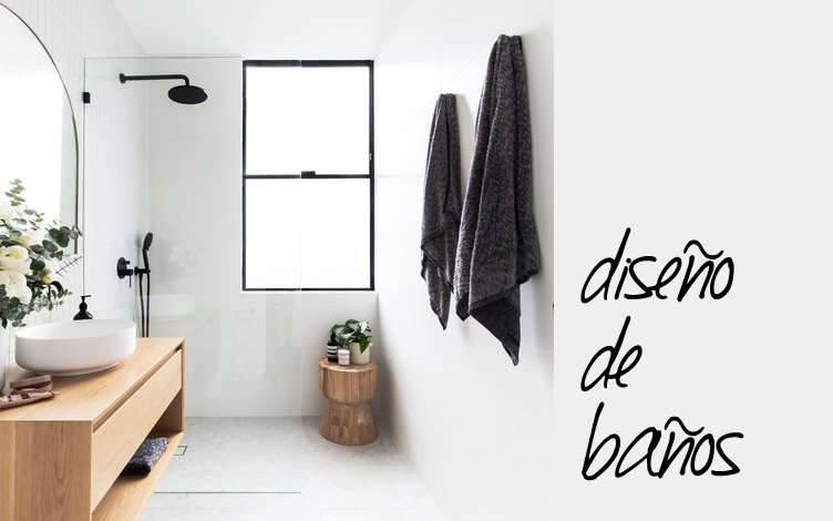 DISEÑO DE BAÑOS QUE INVITAN AL RELAX Materiales, colores y diseños para alcanzar el bienestar en el baño