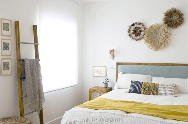 decoración diy dormitorio
