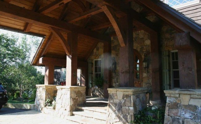 Mountain Home Architects Timber Frame Architect Custom