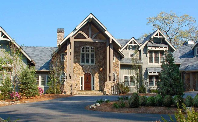 We Design Nice Custom Houses Mountain Home Architects