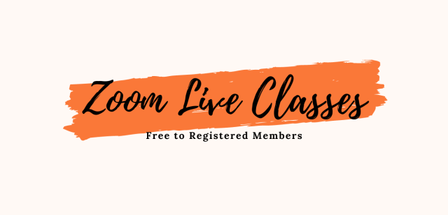 All our Zoom Live Class Videos