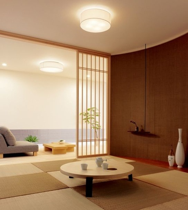 80 Pleasant Japanese Style Interior Designs And Plans