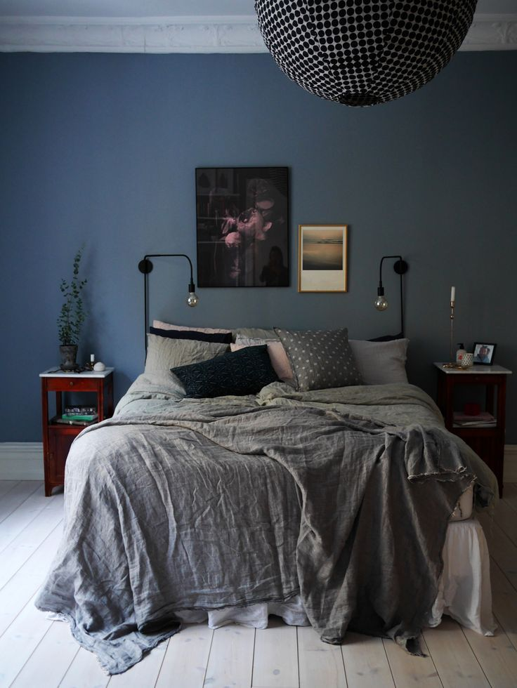 10x Blauw in interieur  HOMEASE