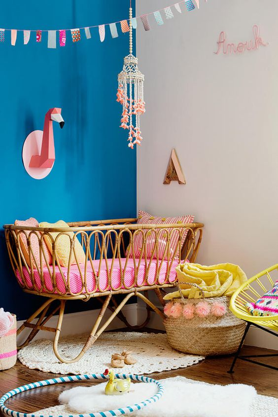 Flamingo in je interieur  HOMEASE