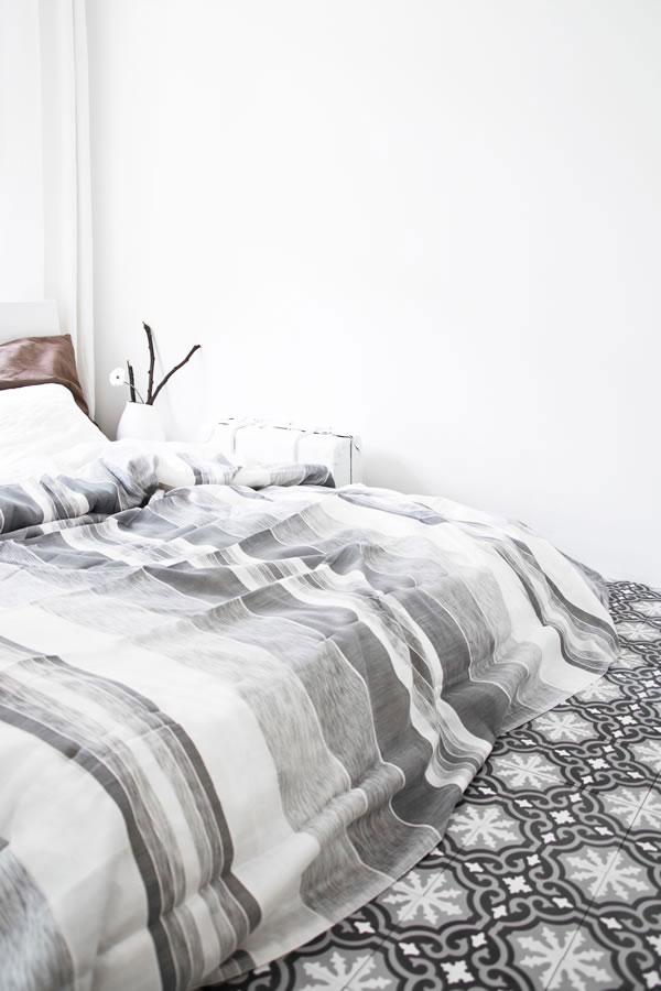 Frisse Marokkaanse slaapkamer  HOMEASE
