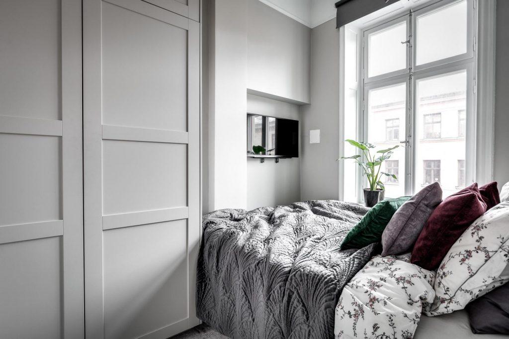 Kleine slaapkamer inspiratie  HOMEASE