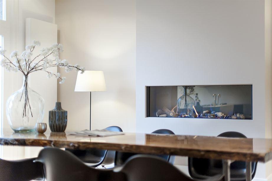 Moderne klassieke woonkamer  HOMEASE