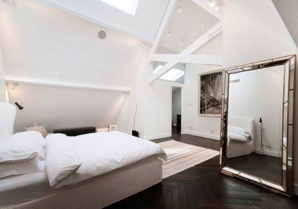 10x Slaapkamer op zolder  HOMEASE