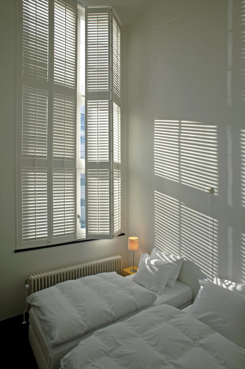 Raamdecoratie voor hoge ramen  HOMEASE