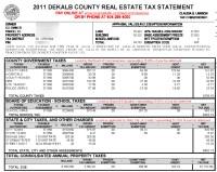 Brookhaven DeKalb County Georgia Property Tax Calculator